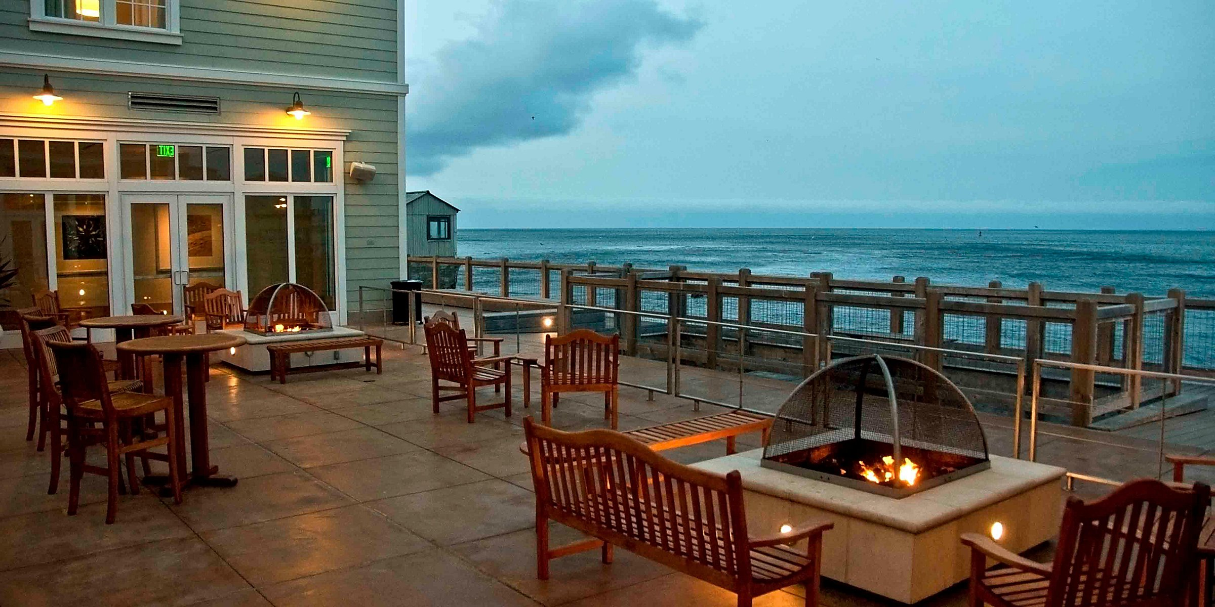 Hotels In Monterey Ca >> Luxury Monterey Bay Hotels Intercontinental The Clement