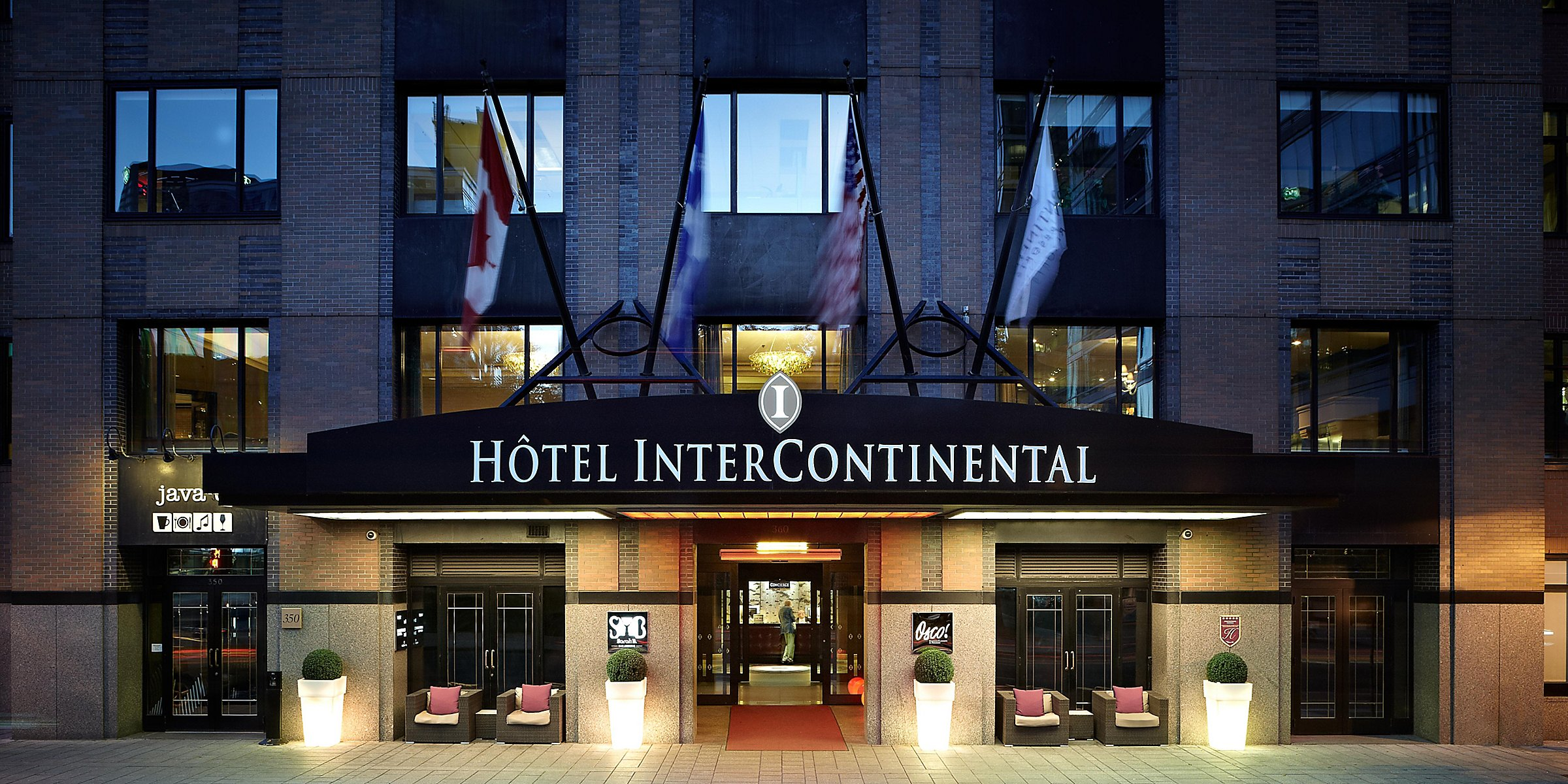 Image result for intercontinental hotel