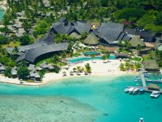 InterContinental Hotels Resort And Spa Moorea in Faa'a, French Polynesia