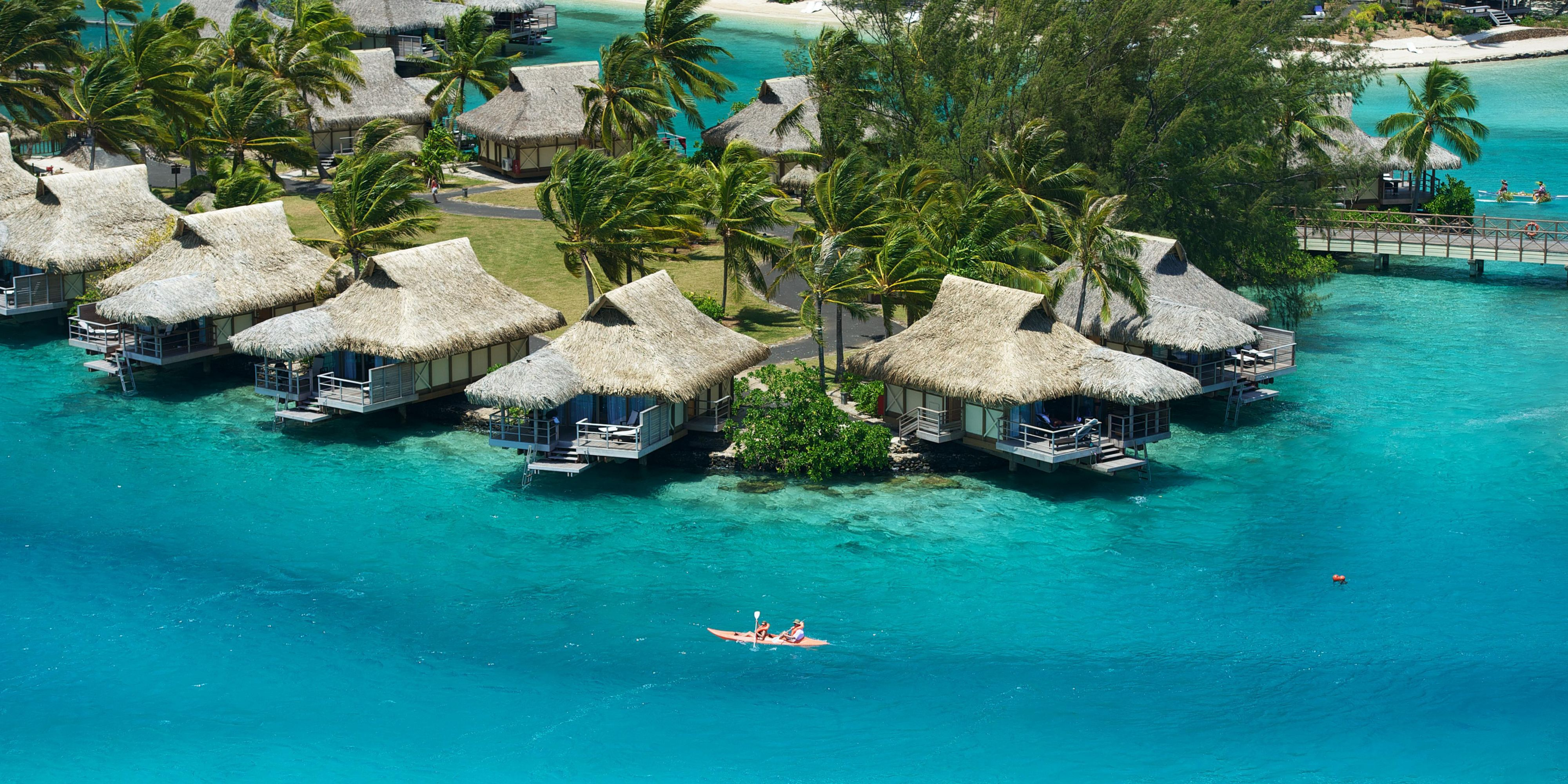 Overwater Bungalows InterContinental Resort u0026