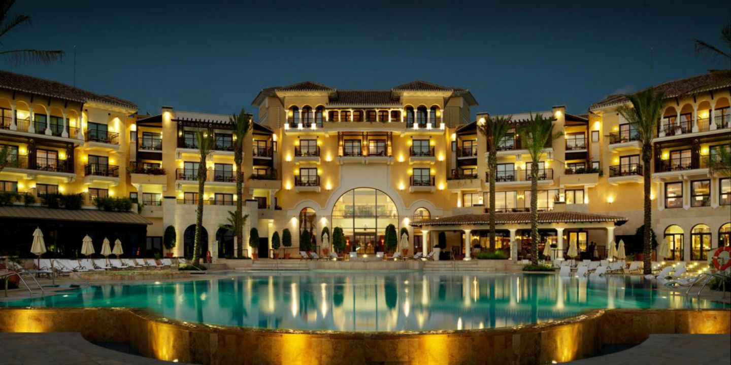 Murcia hotels intercontinental mar menor golf resort for Hotel spa lujo espana