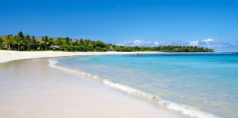 Natadola beach resort coral coast
