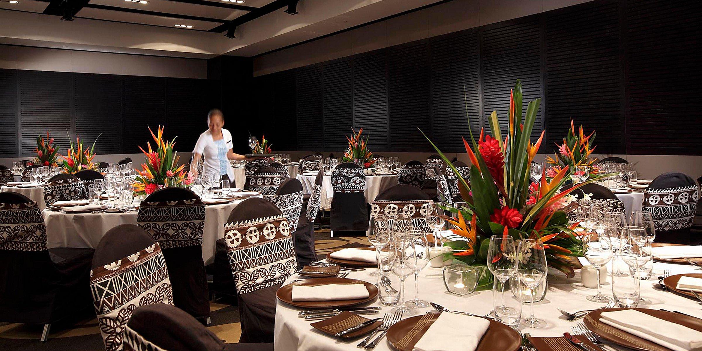 InterContinental Fiji Golf Resort & Spa - Hotel Meeting Rooms