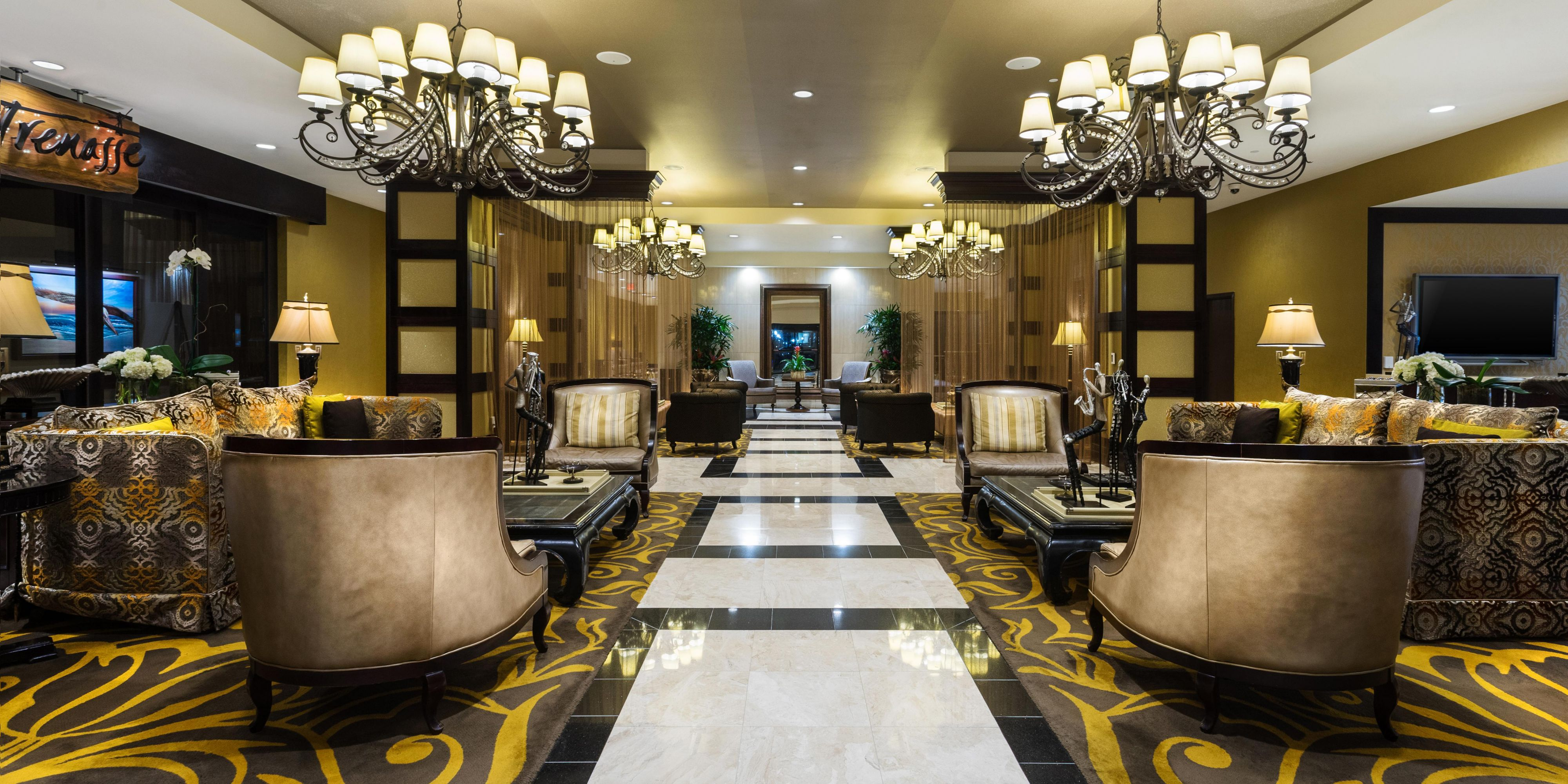 InterContinental New Orleans; InterContinental New Orleans;  InterContinental New Orleans ...