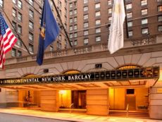InterContinental New York Barclay in Newark, New Jersey