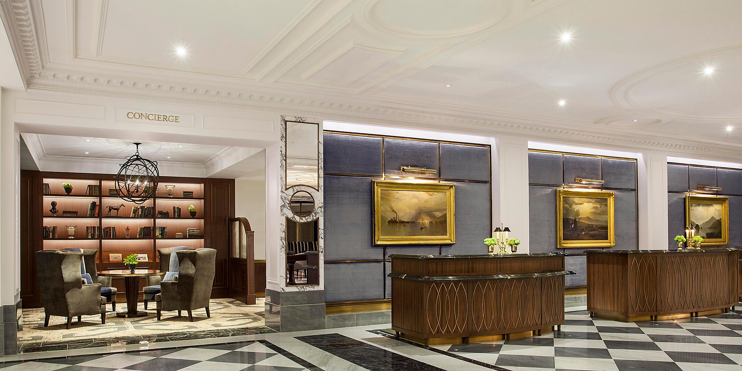 Luxury Hotels in Midtown East Manhattan | InterContinental