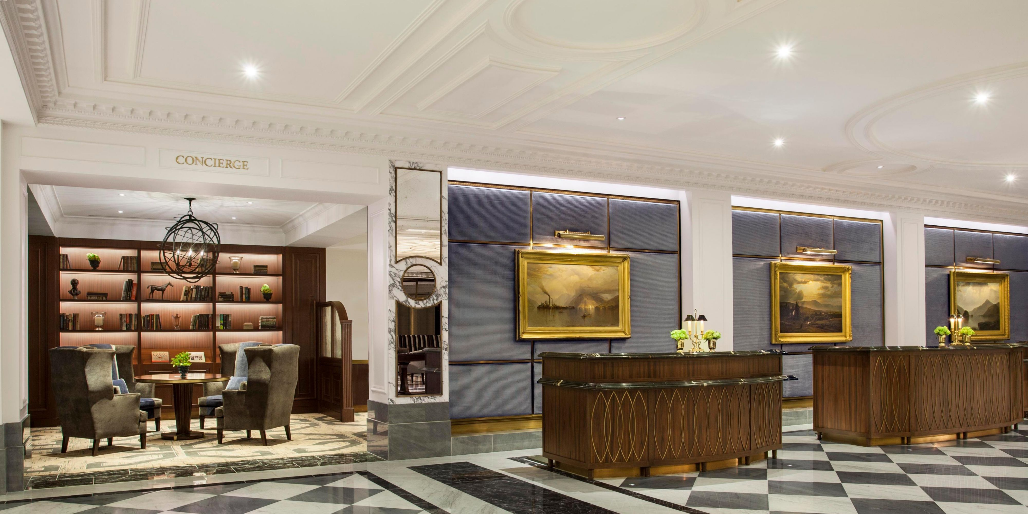 manhattan interior decorators hotel details british airways Luxury Hotels in Midtown East Manhattan | InterContinental New York Barclay