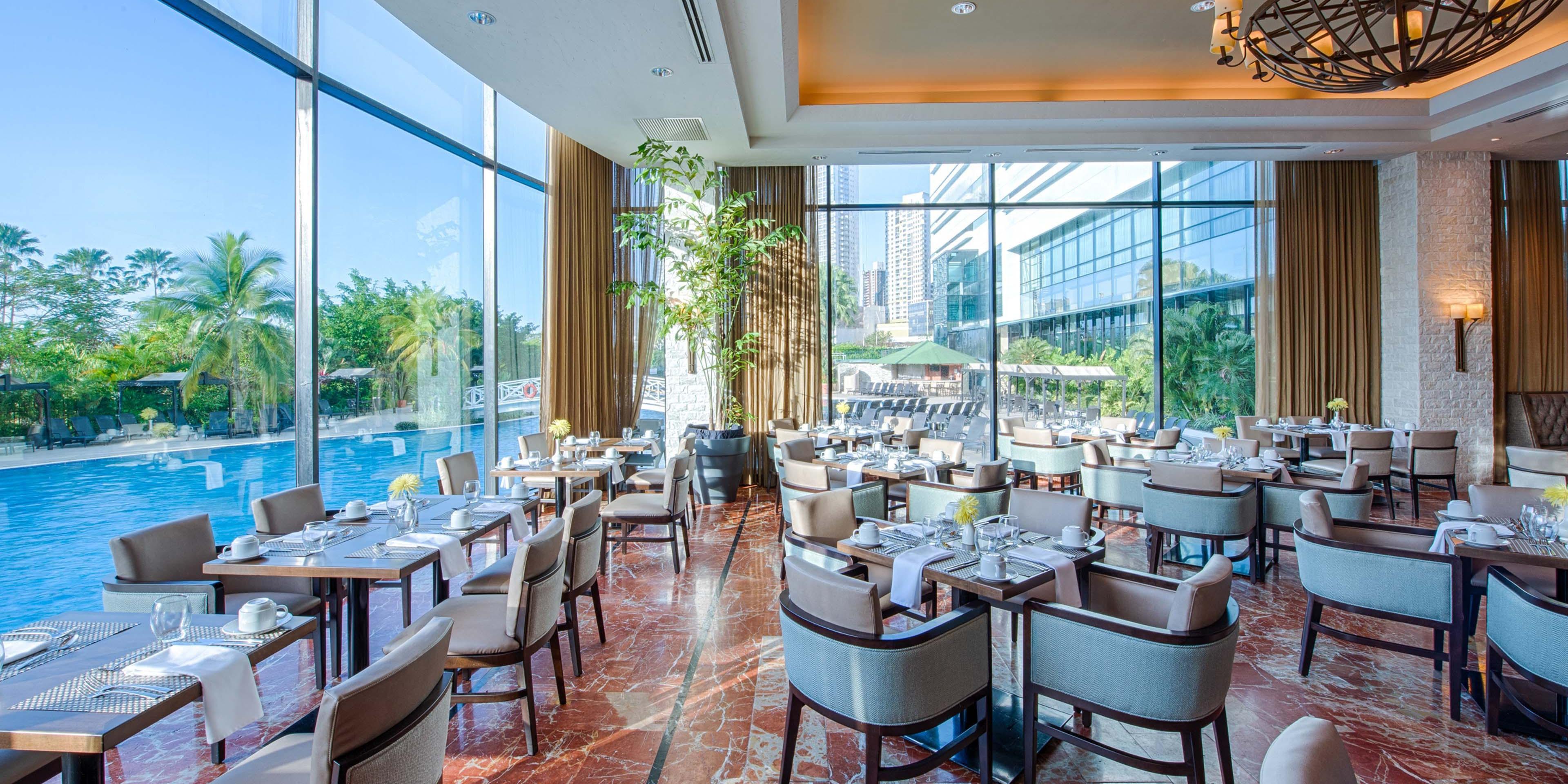 Restaurantes de lujo en Panamá