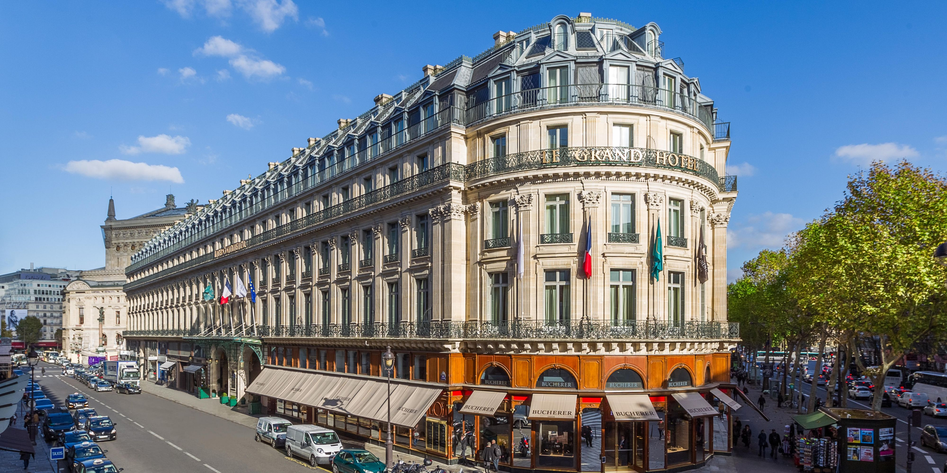 InterContinental Paris Le Grand Paris