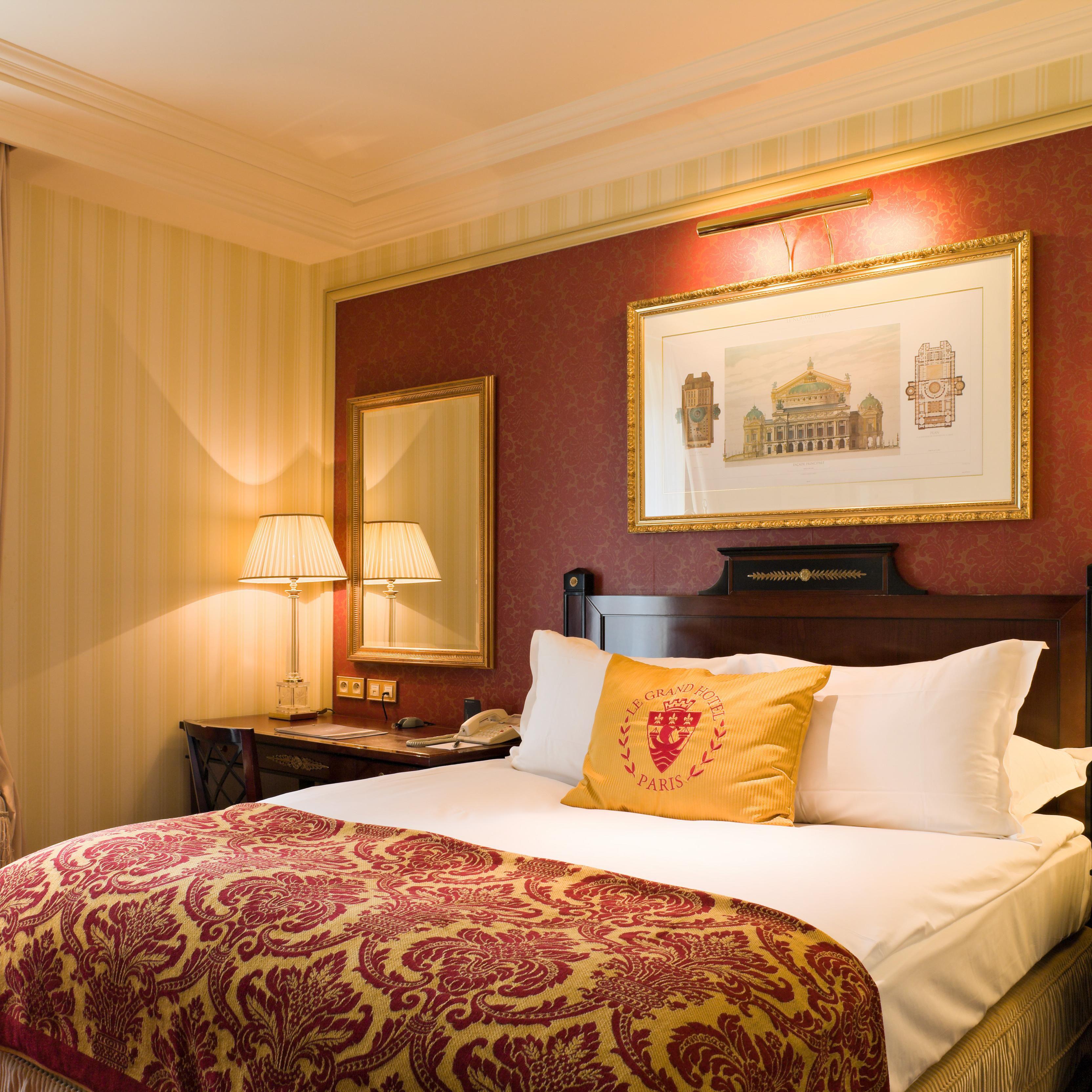 Paris Hotels InterContinental Paris Le Grand Hotel in Paris France