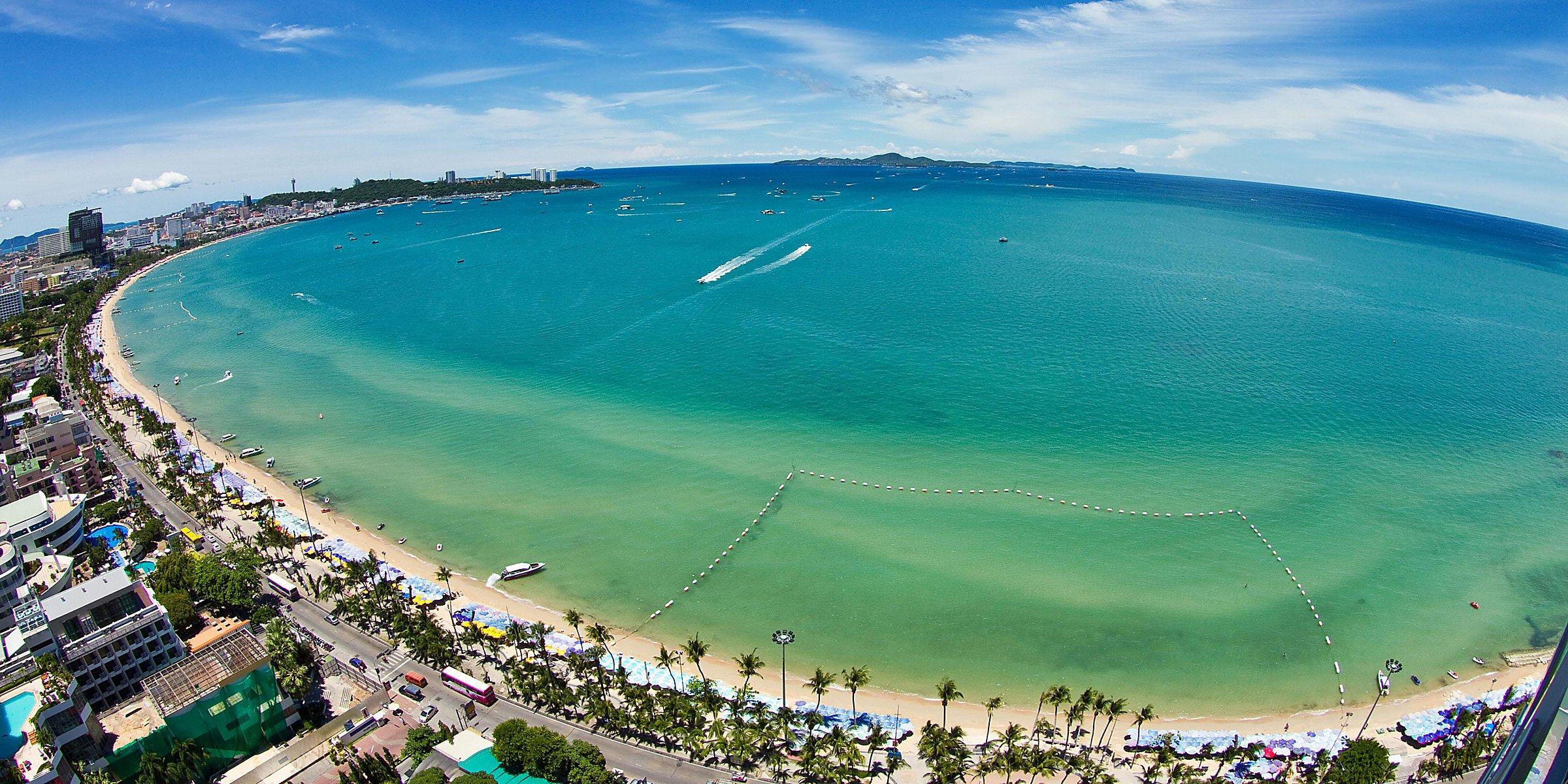 InterContinental 芭堤雅洲际度假酒店- Pattaya