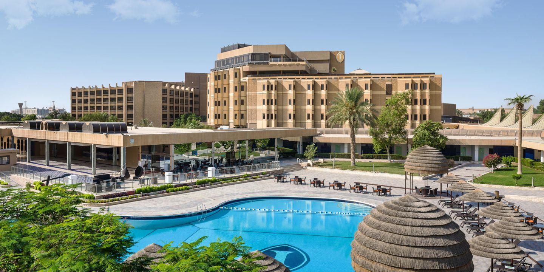 Riyadh hotels intercontinental riyadh hotel in riyadh for Best hotel group
