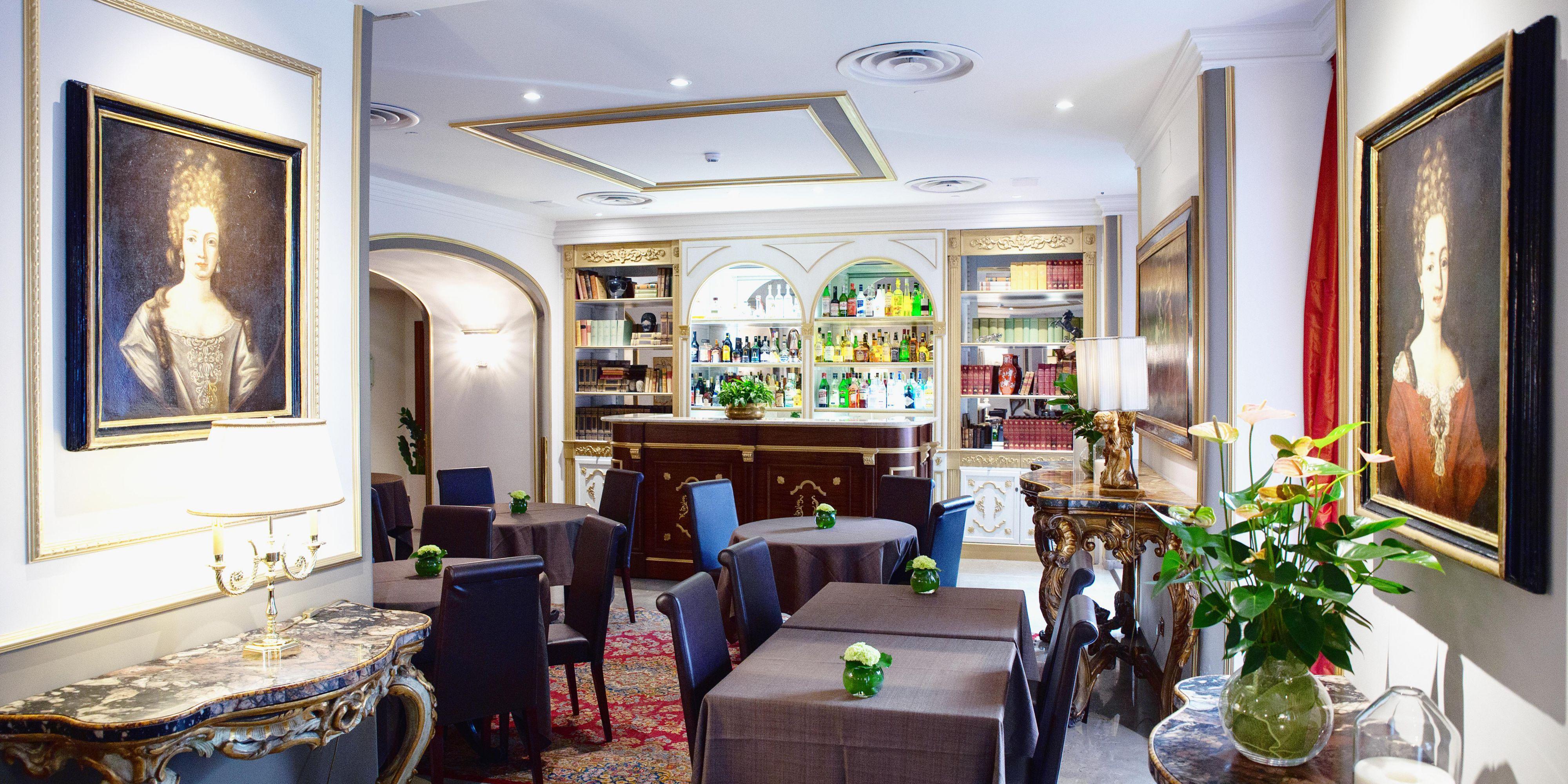 Rome Hotels: InterContinental De La Ville Roma Hotel in Rome, Italy