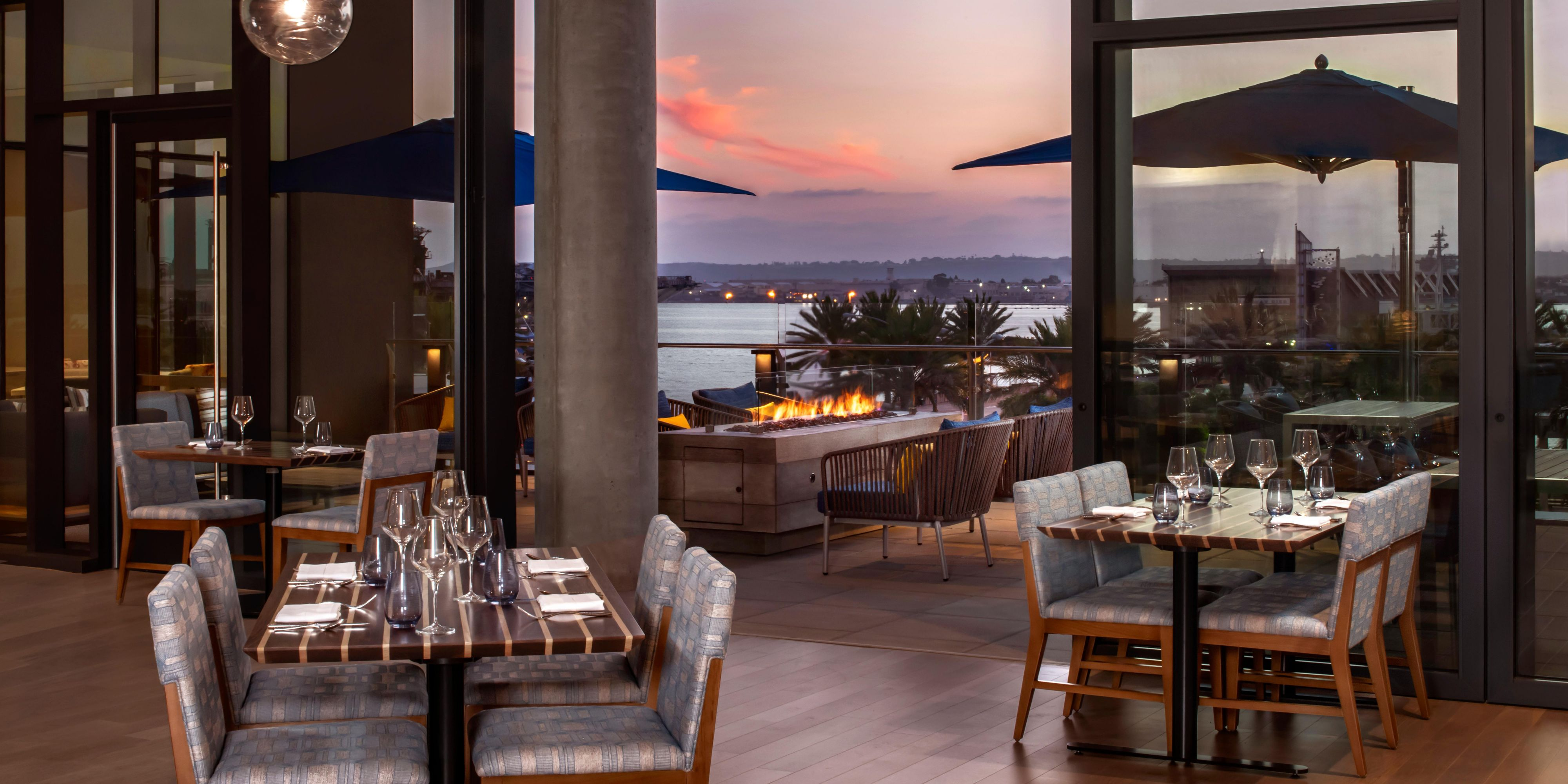 Luxury Waterfront Hotels In San Diego Intercontinental San