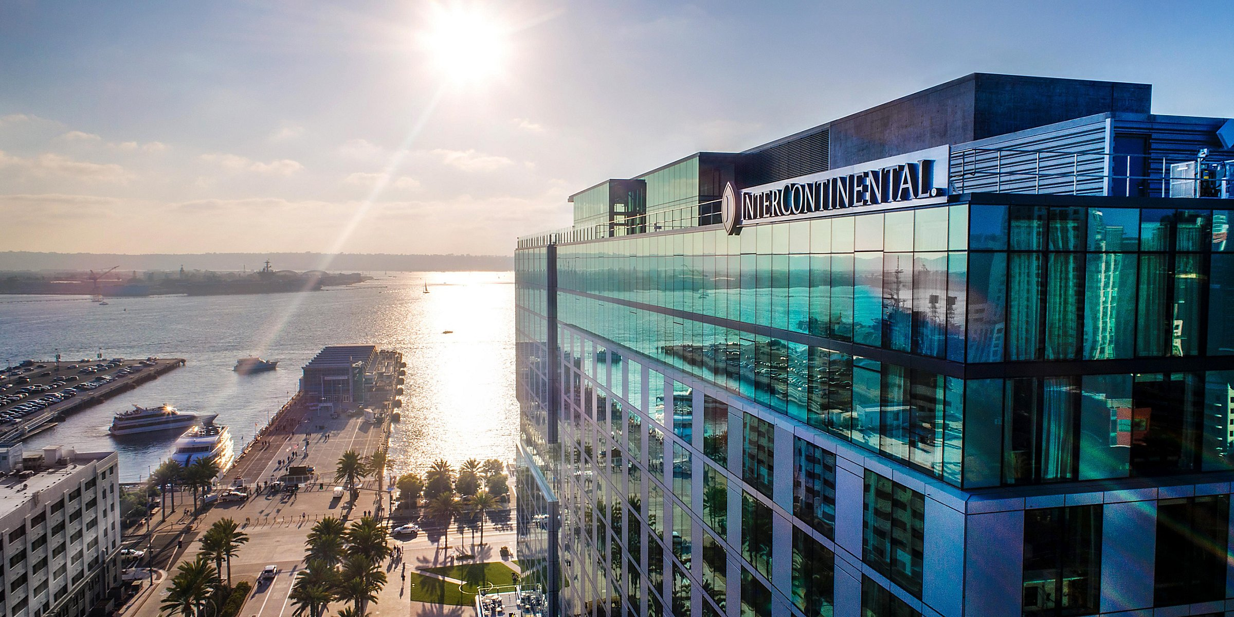 Cool Luxury Waterfront Hotels In San Diego Intercontinental San Download Free Architecture Designs Scobabritishbridgeorg