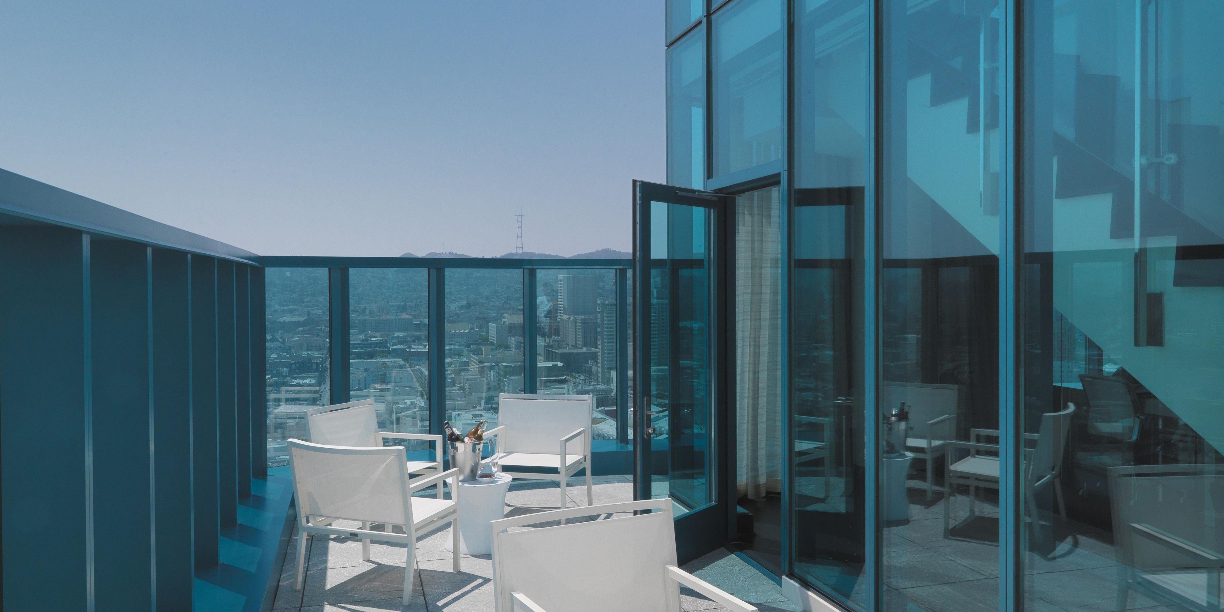 Charming ... InterContinental San Francisco; Hotel Exterior ...