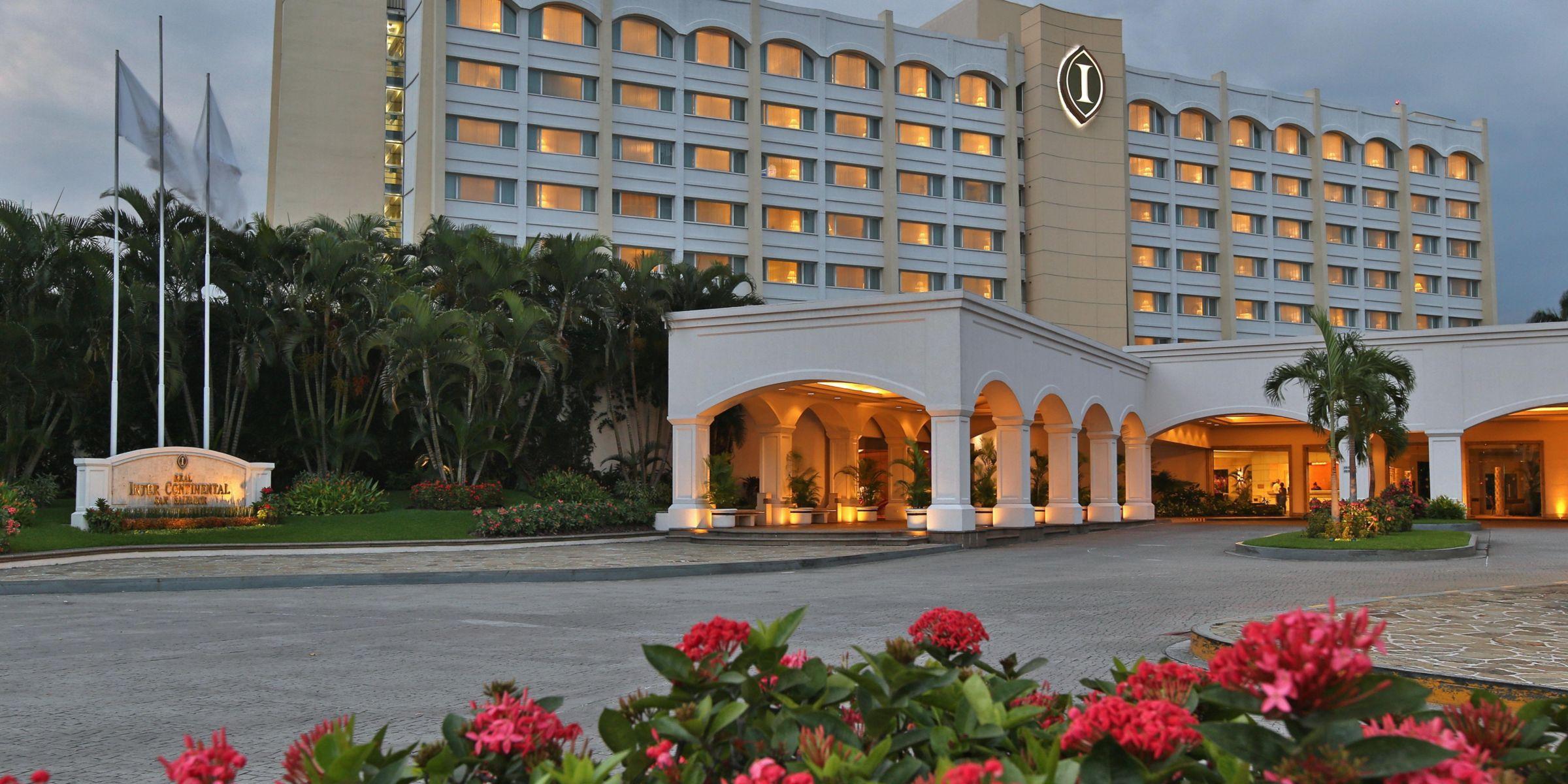 Resultado de imagen para HOTEL REAL INTERCONTINENTAL, SAN SALVADOR: