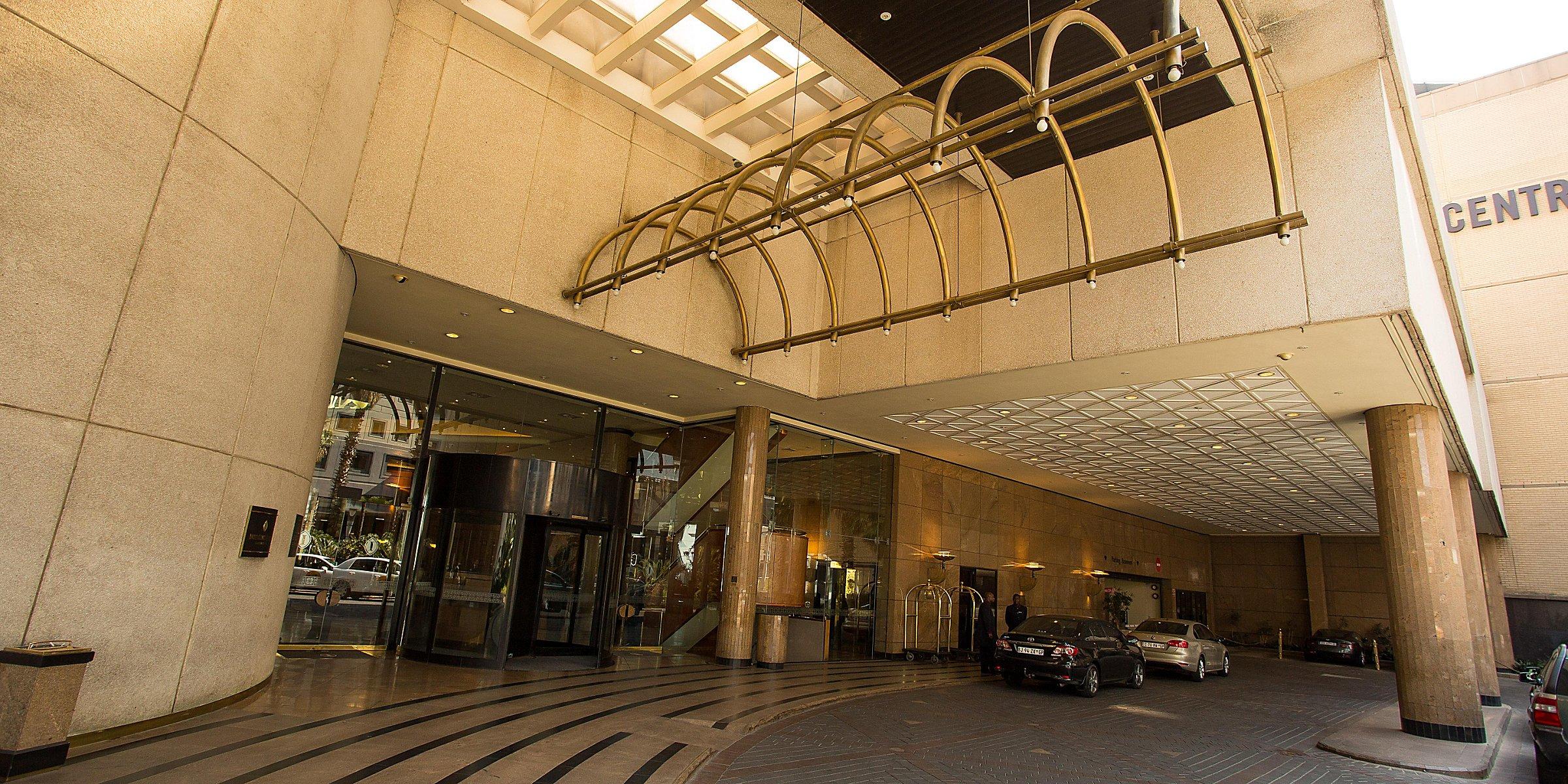 Sandton Hotels: InterContinental Johannesburg Sandton Towers Hotel