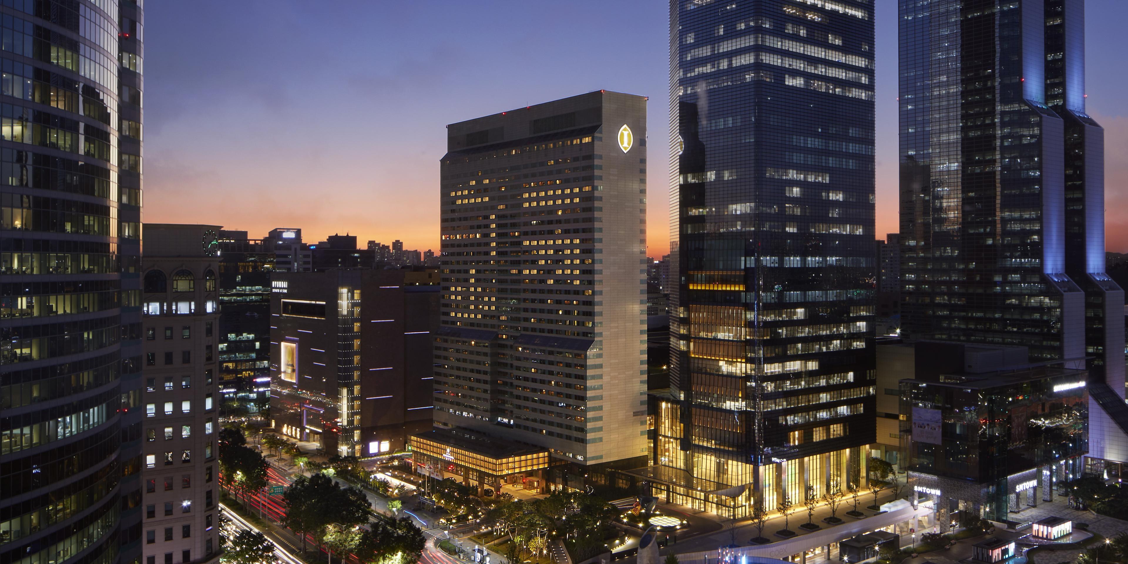 intercontinental grand seoul parnas business hotel in gangnam rh ihg com
