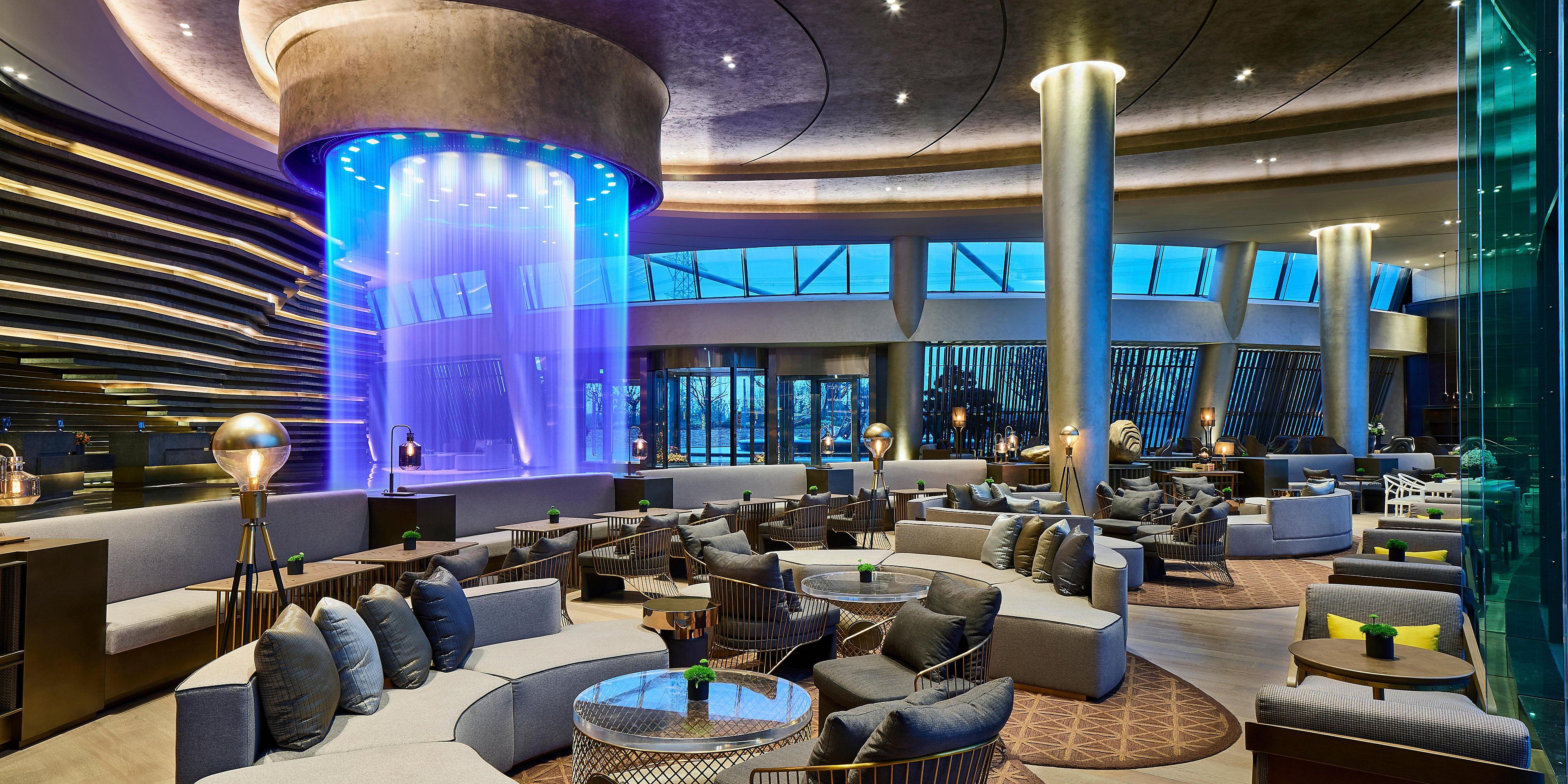 Luxury Hotels in Songjiang | InterContinental Shanghai