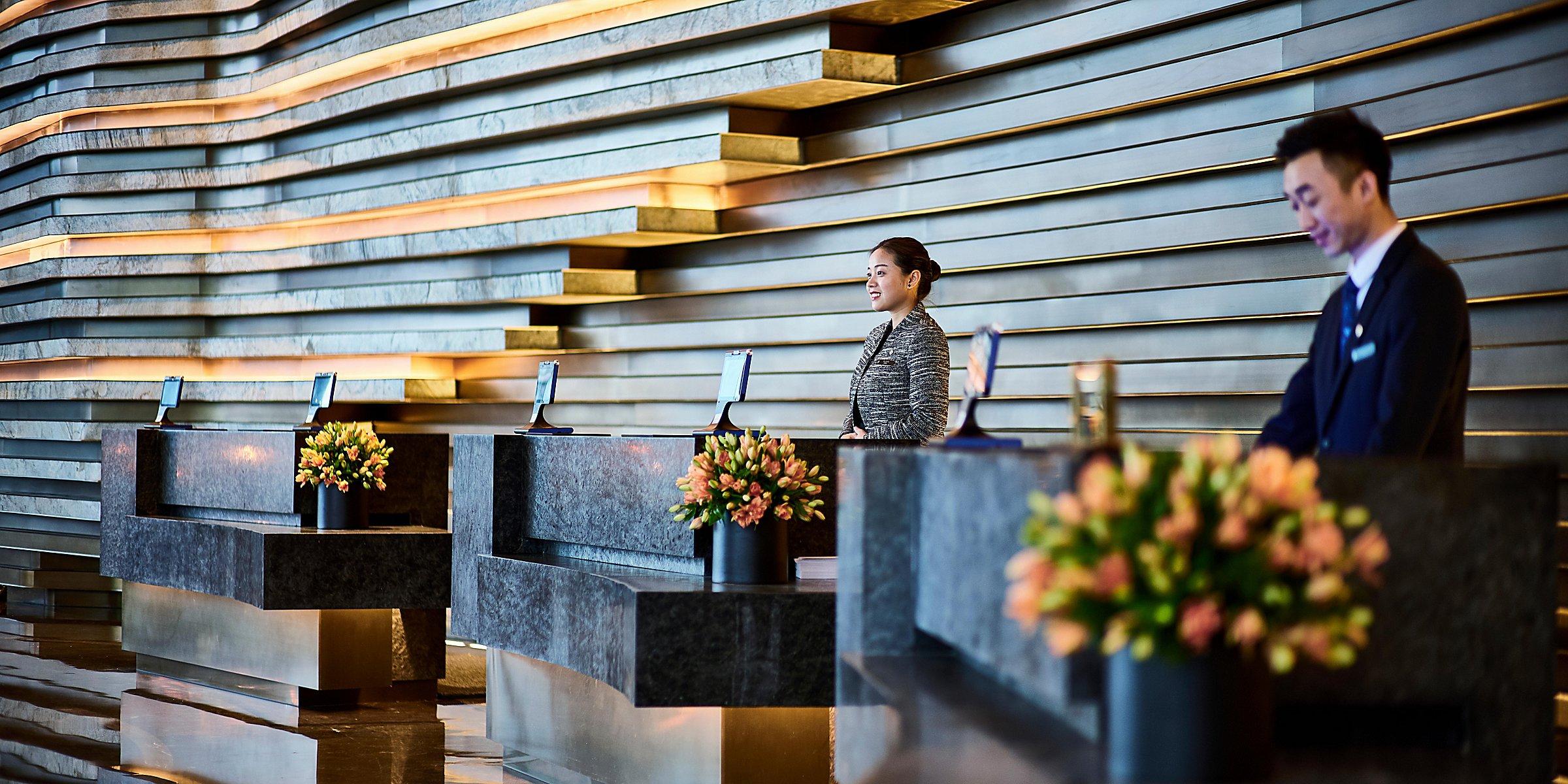 Luxury Hotels in Songjiang | InterContinental Shanghai Wonderland