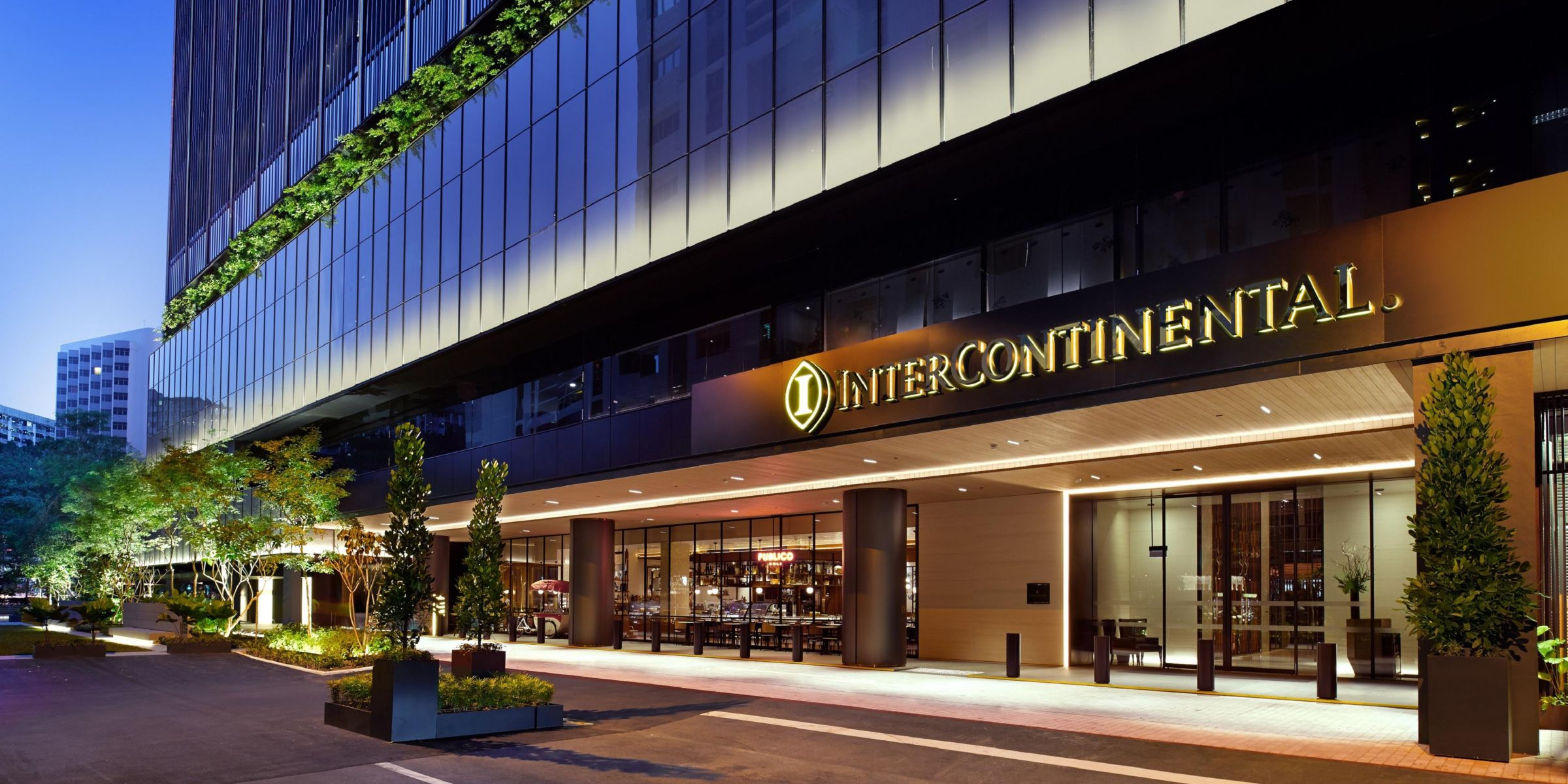 Image result for intercontinental singapore