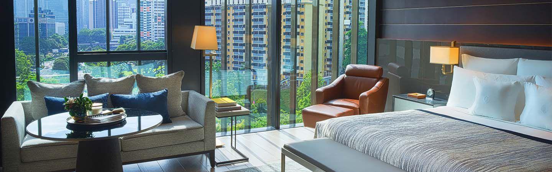 Singapore Robertson Quay Intercontinental Hotels Resorts