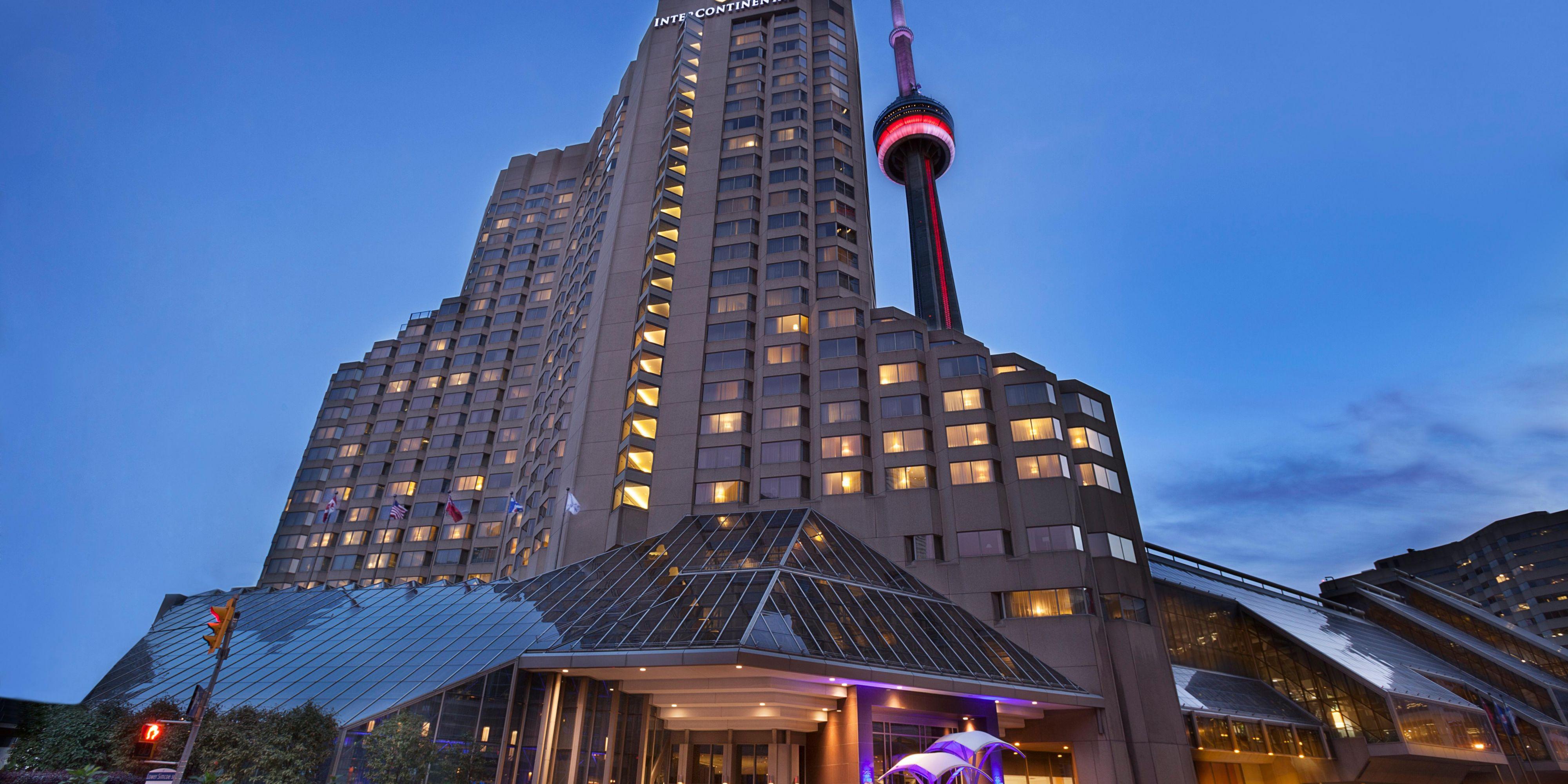 InterContinental Toronto Centre - Hotel Reviews & Photos