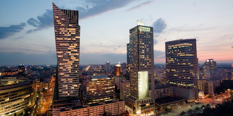 Luxury Business Hotel Intercontinental Hotel Warsaw
