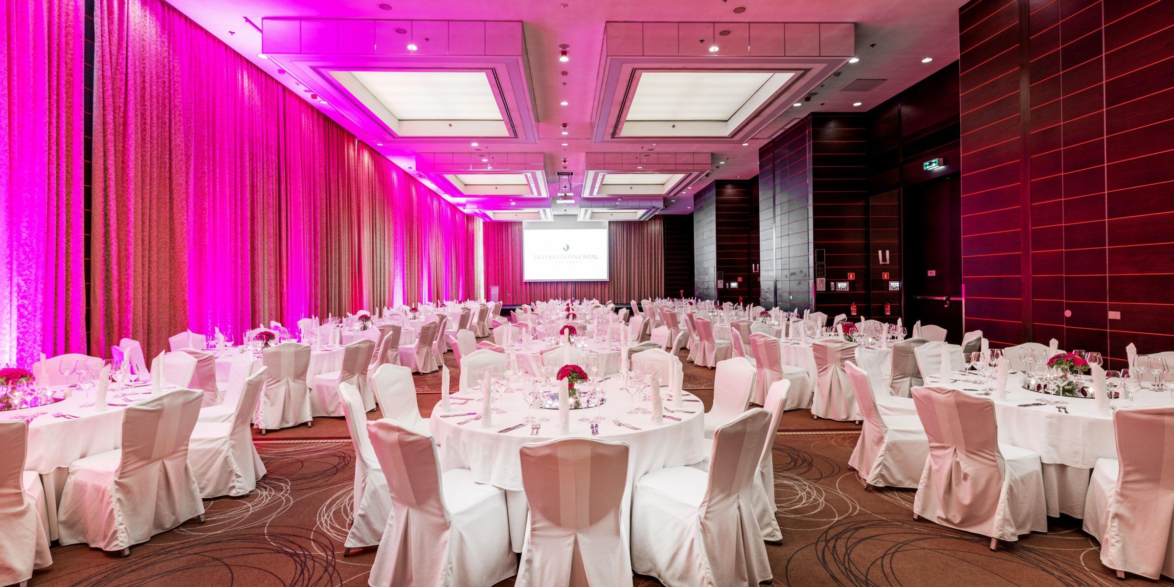 InterContinental Warsaw - Hotel Meeting Rooms & Wedding Rentals
