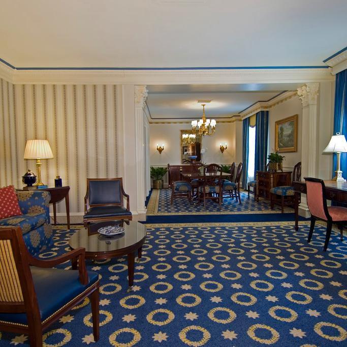 Suites. InterContinental The Willard Washington D C    Washington District