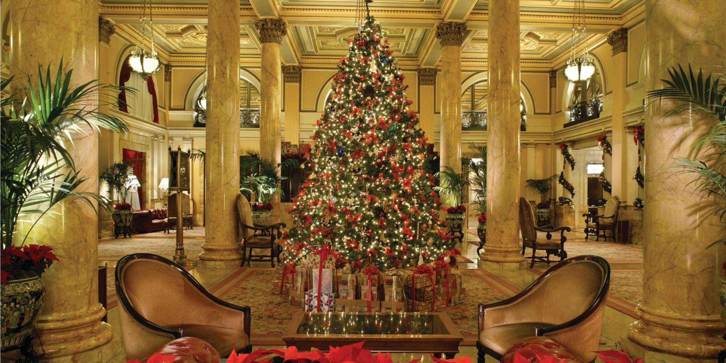 Luxury Hotels In Dc Intercontinental The Willard Hotel Washington D C