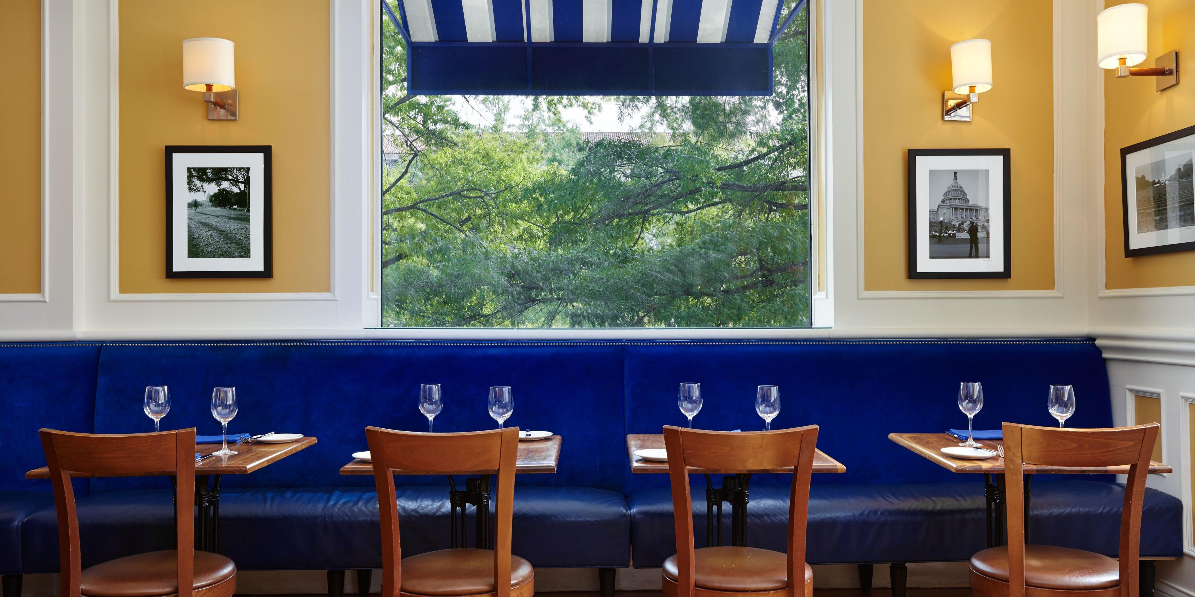Dine in washington