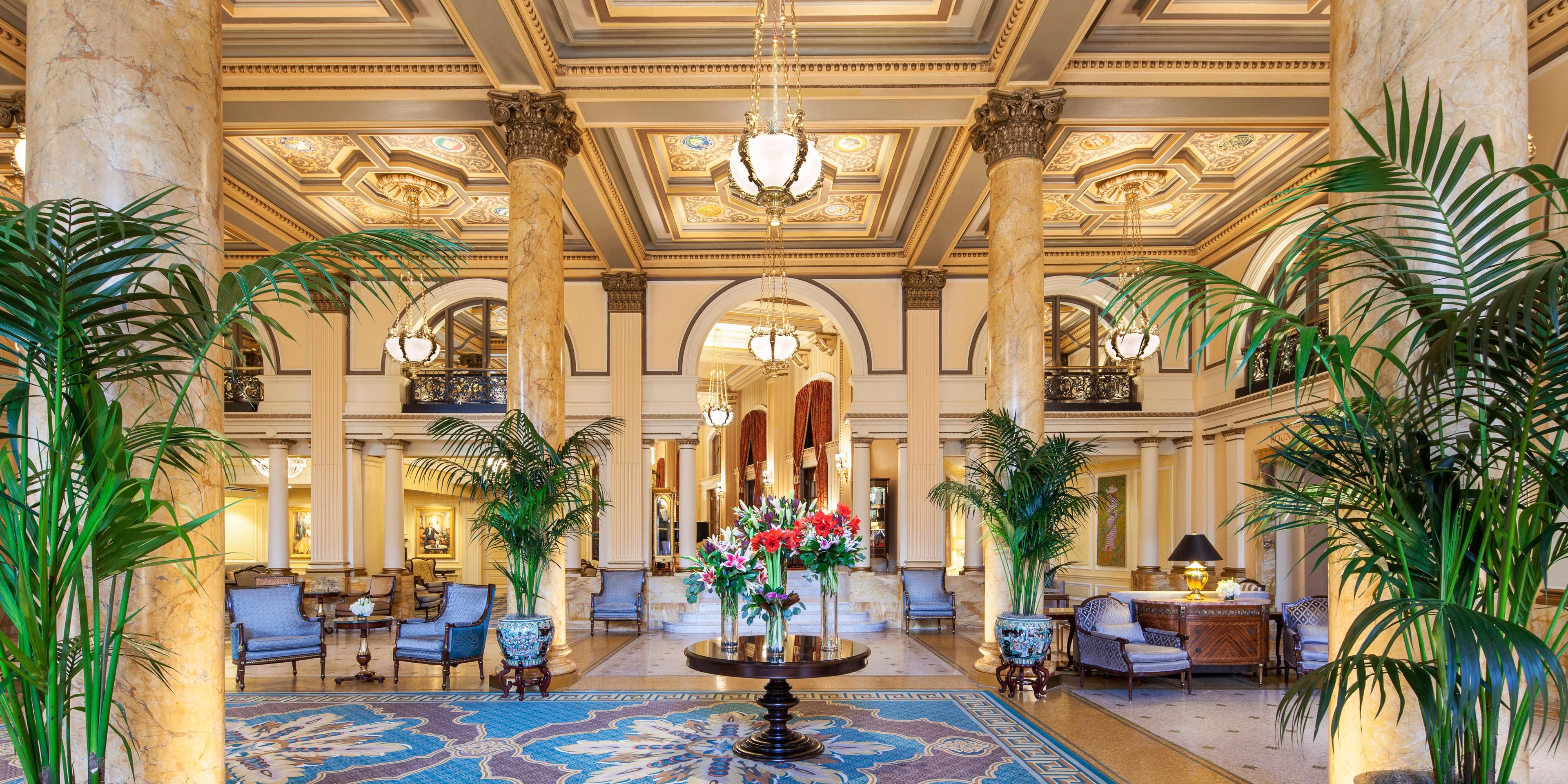 Hotel Reviews For Intercontinental The Willard Washington D C