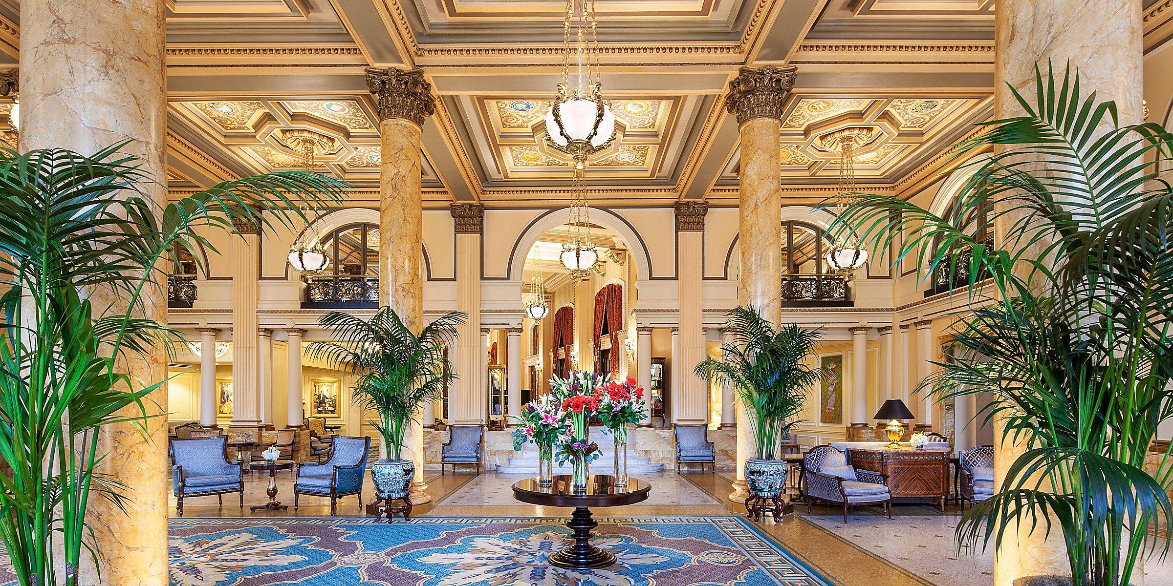 Washington Dc Hotels >> Intercontinental The Willard Washington Dc Luxury Dc