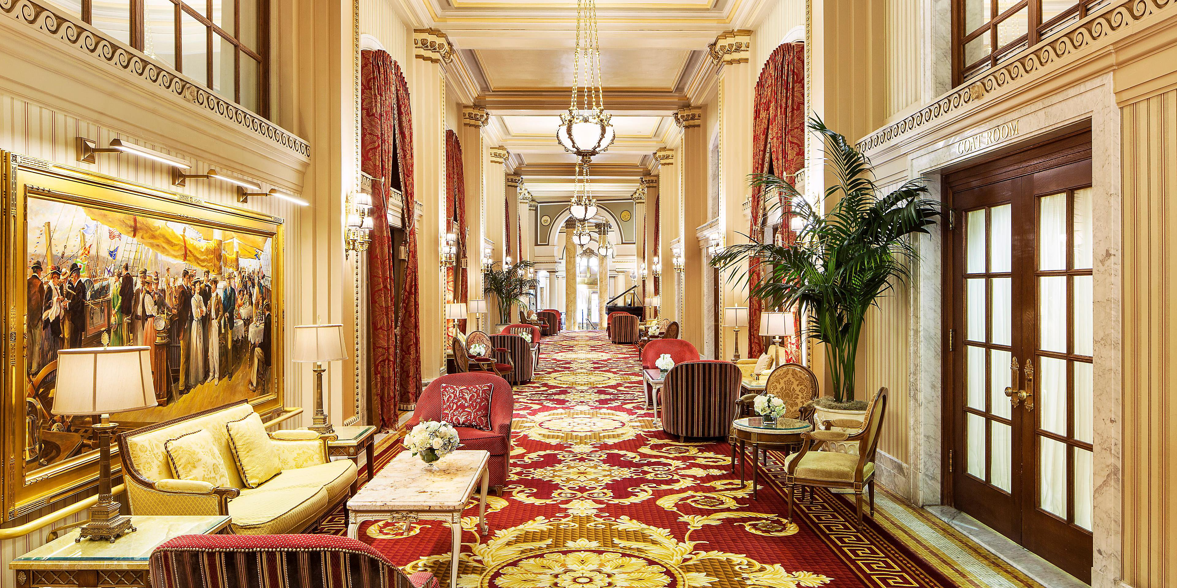 Luxury DC Hotels near the White House | InterContinental The Willard