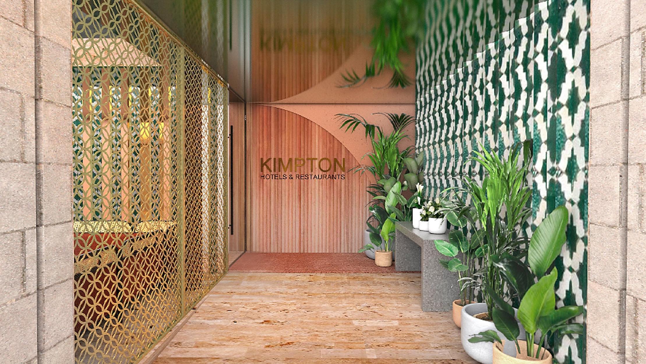Kimpton Vividora Hotel In Barcelona City Centre Kimpton Hotels