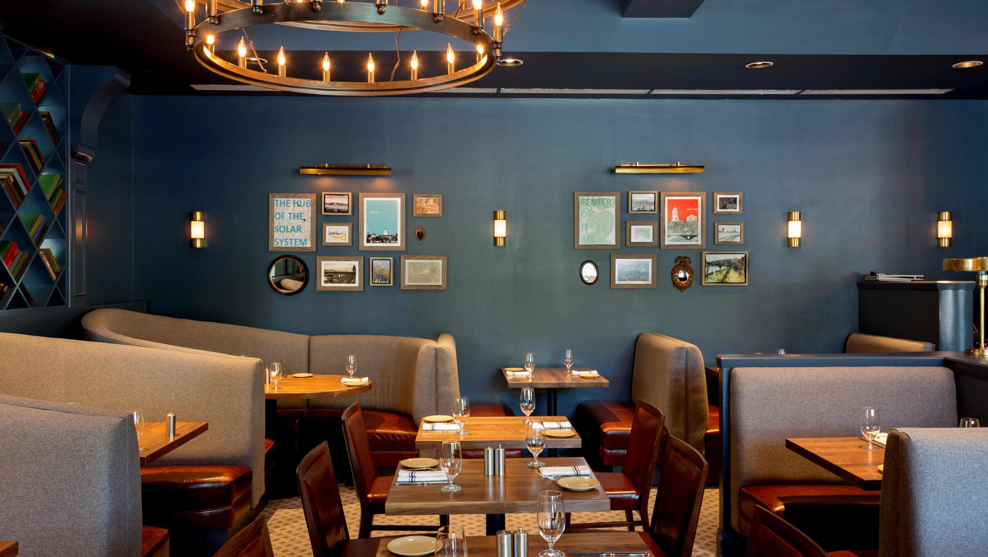 Bambara Restaurant in Cambridge | Kimpton Restaurants