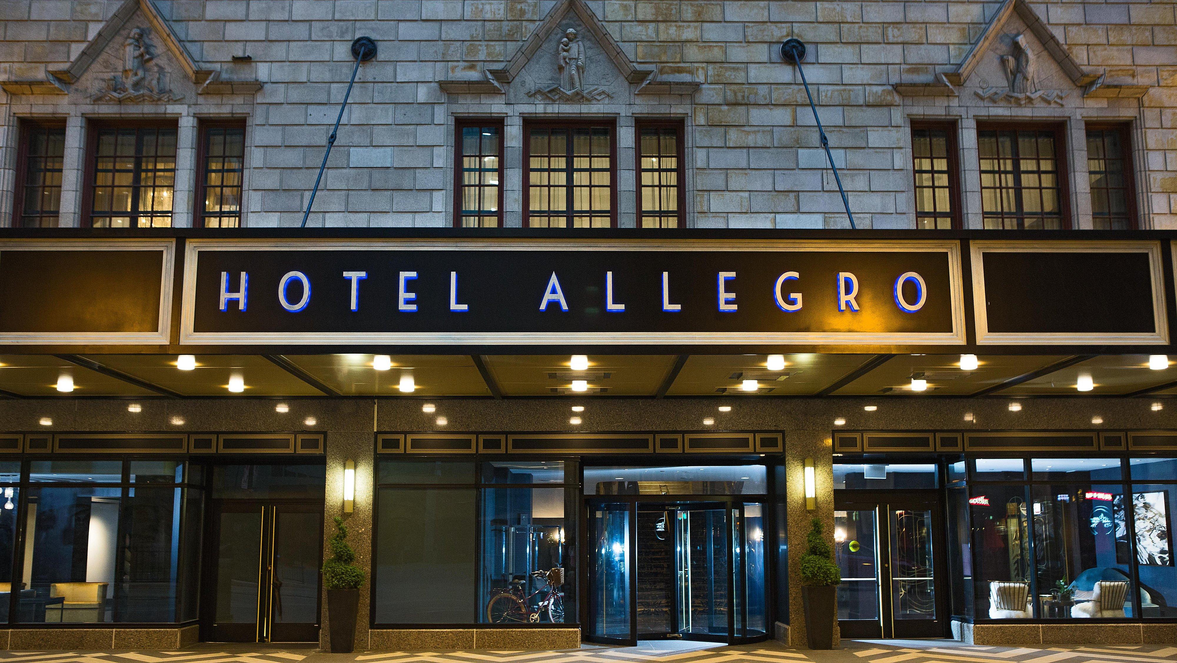 Kimpton Hotel Allegro in Downtown Chicago   Kimpton Hotels
