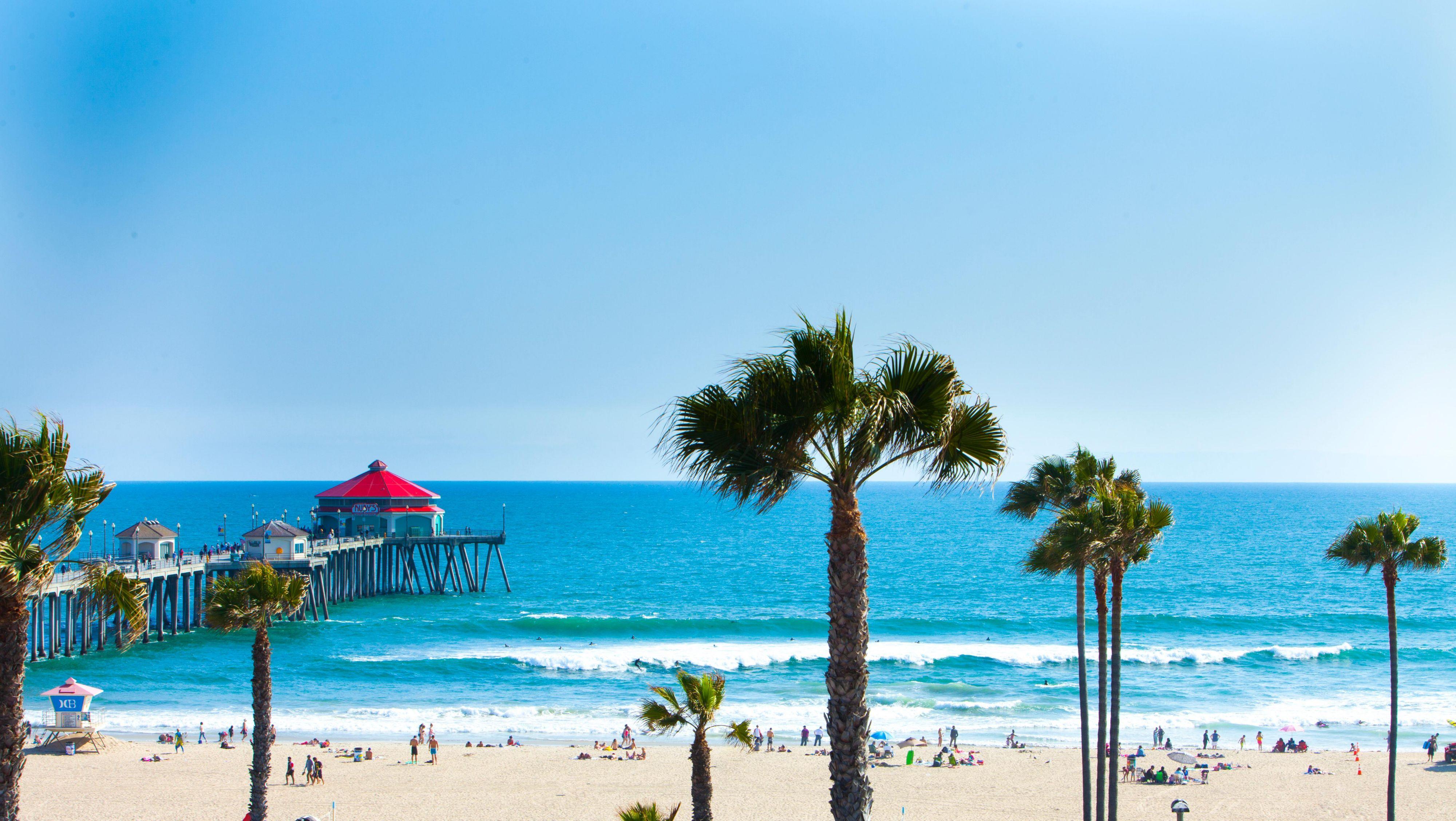 Hightlightsimages Surfing Huntington Beach