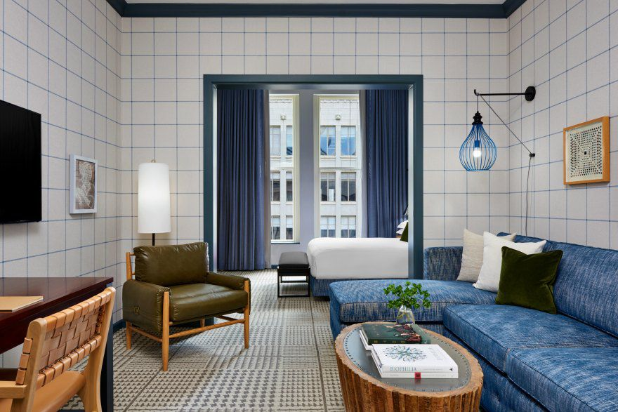 Try Our New Rooms In Denver At Kimpton Hotel Monaco