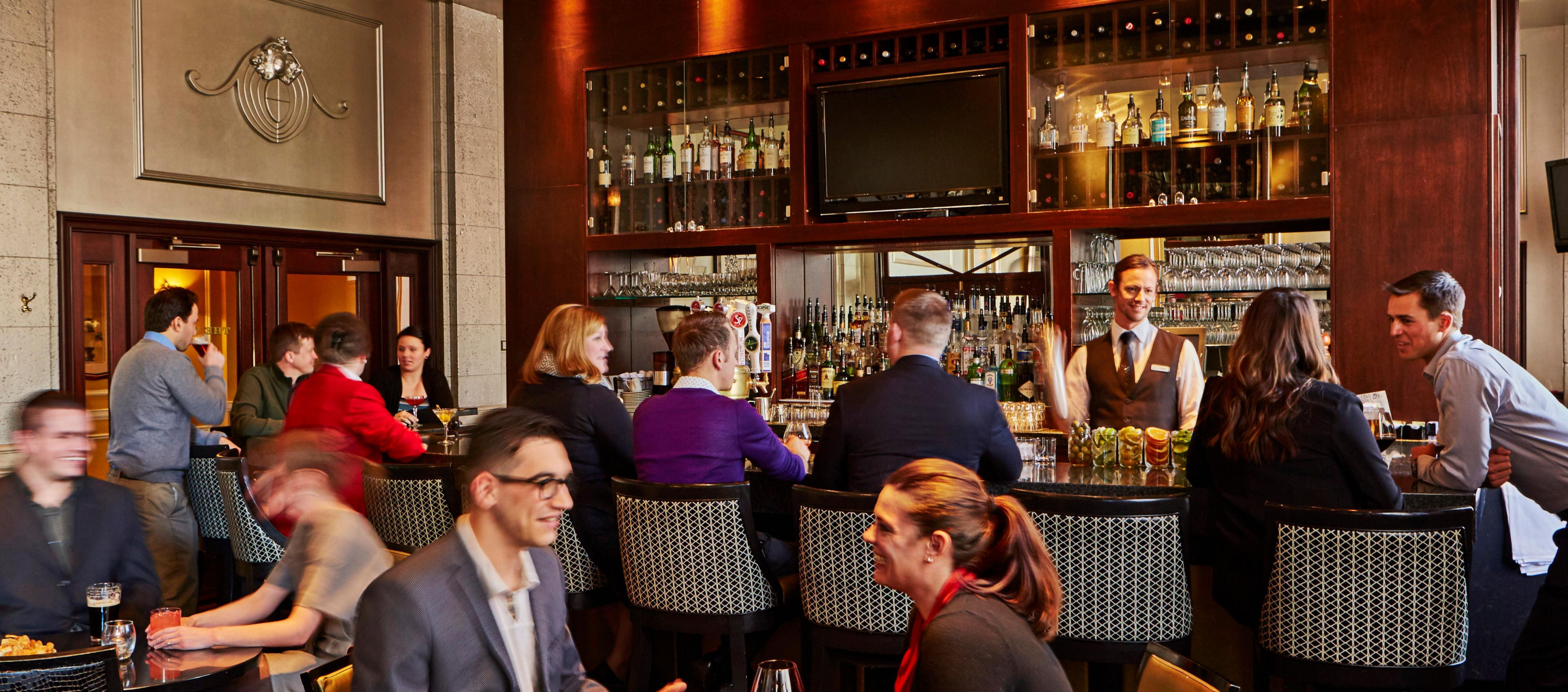 The Vault Bar In Downtown Salt Lake City Kimpton Restaurants