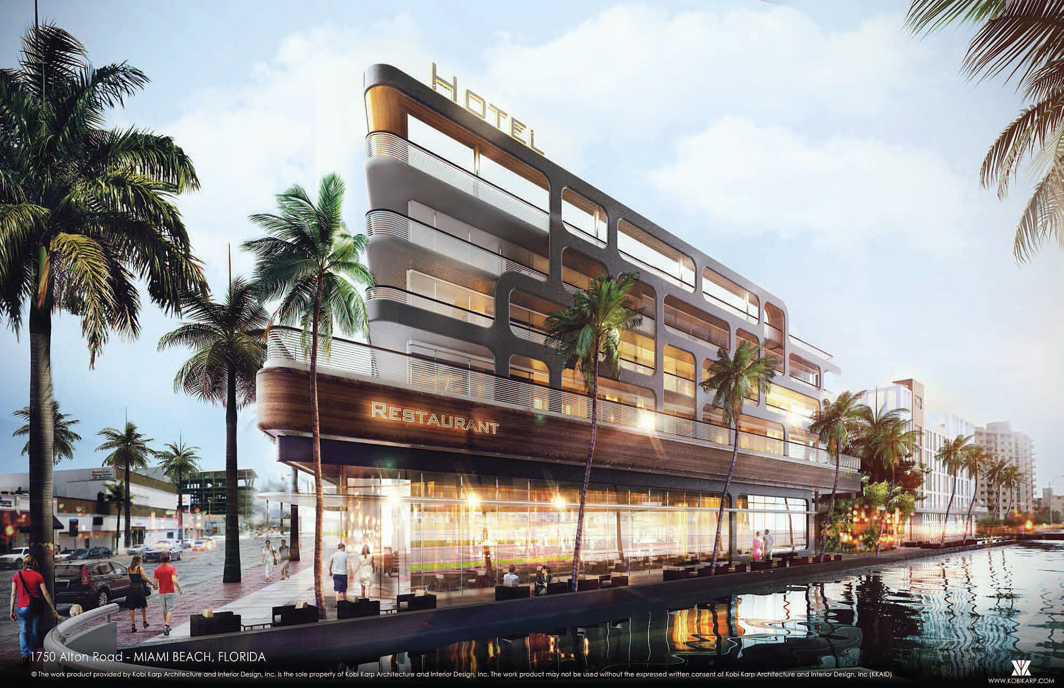 South Beach Hotels >> Kimpton Hotels Restaurants Reveals Plans For New South Beach Hotel