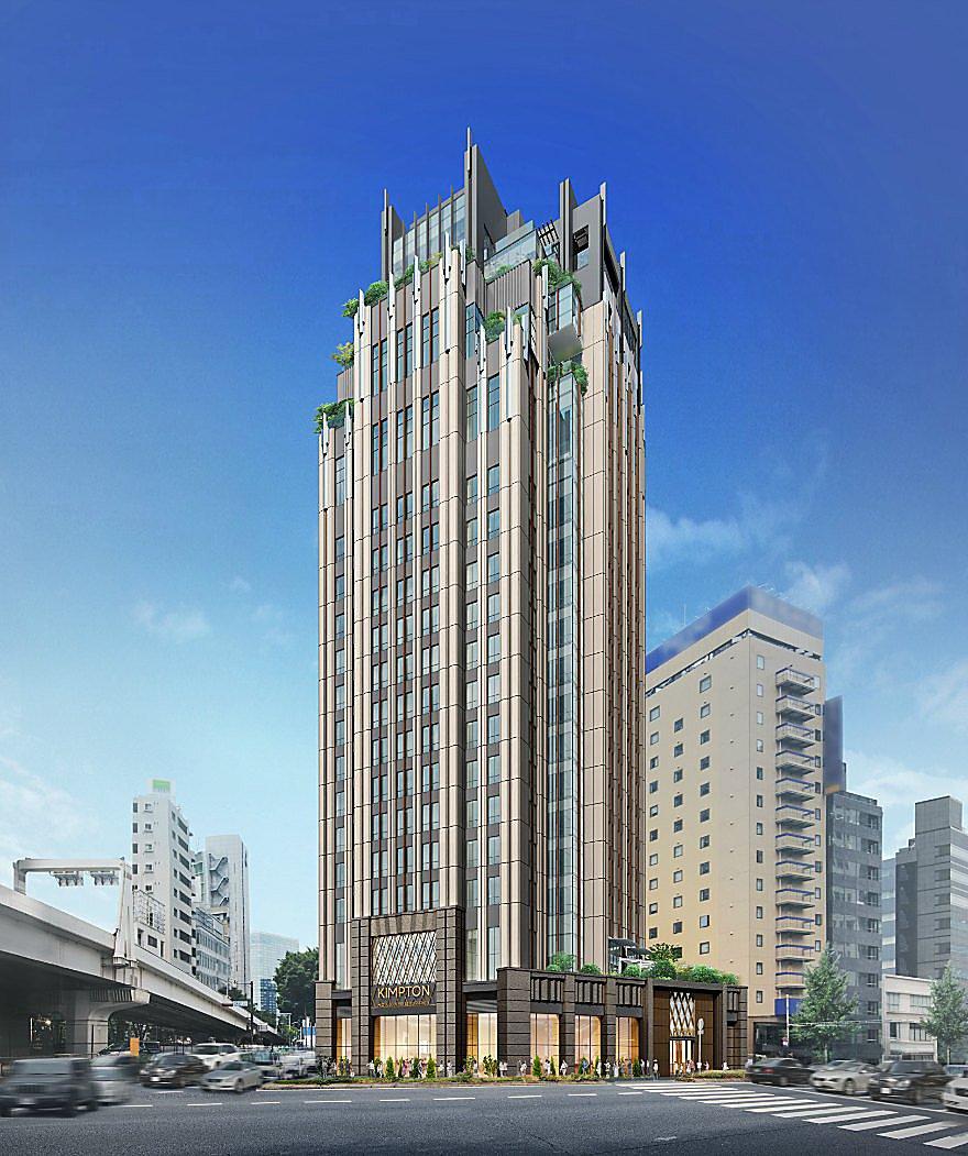 IHG® to Bring Kimpton® Hotels & Restaurants to 20 New Global