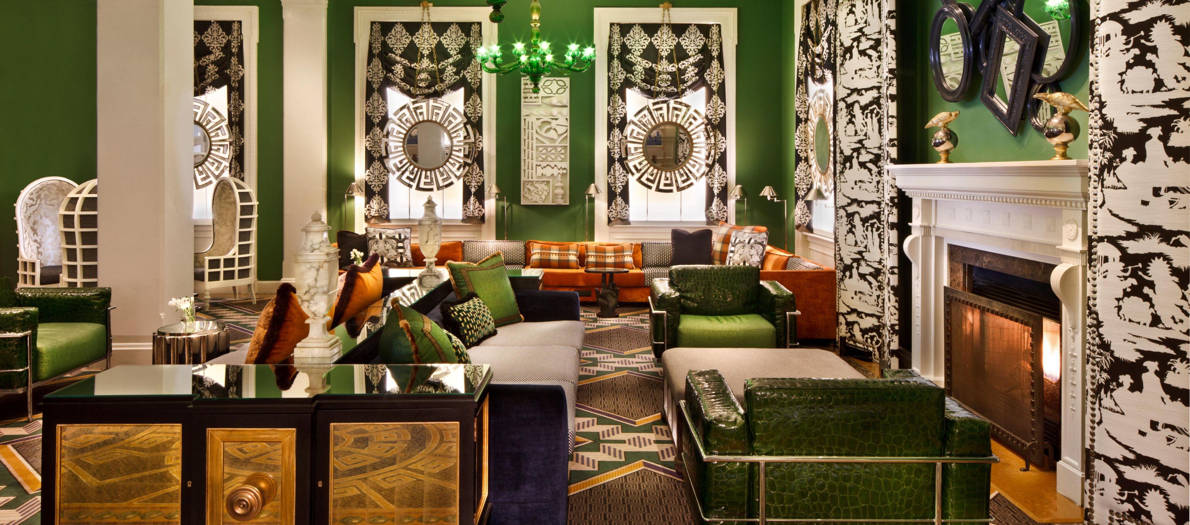 Kimpton Washington 4260474027 34x15 Hotel Monaco Dc