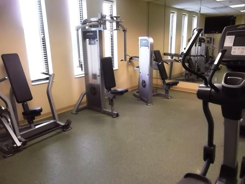 IHG Army Hotel Ft. Jackson Inn Fitness Center