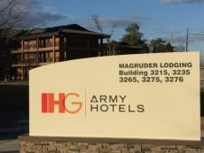 IHG Army Hotels Magruder Transient Area in Blythewood, South Carolina