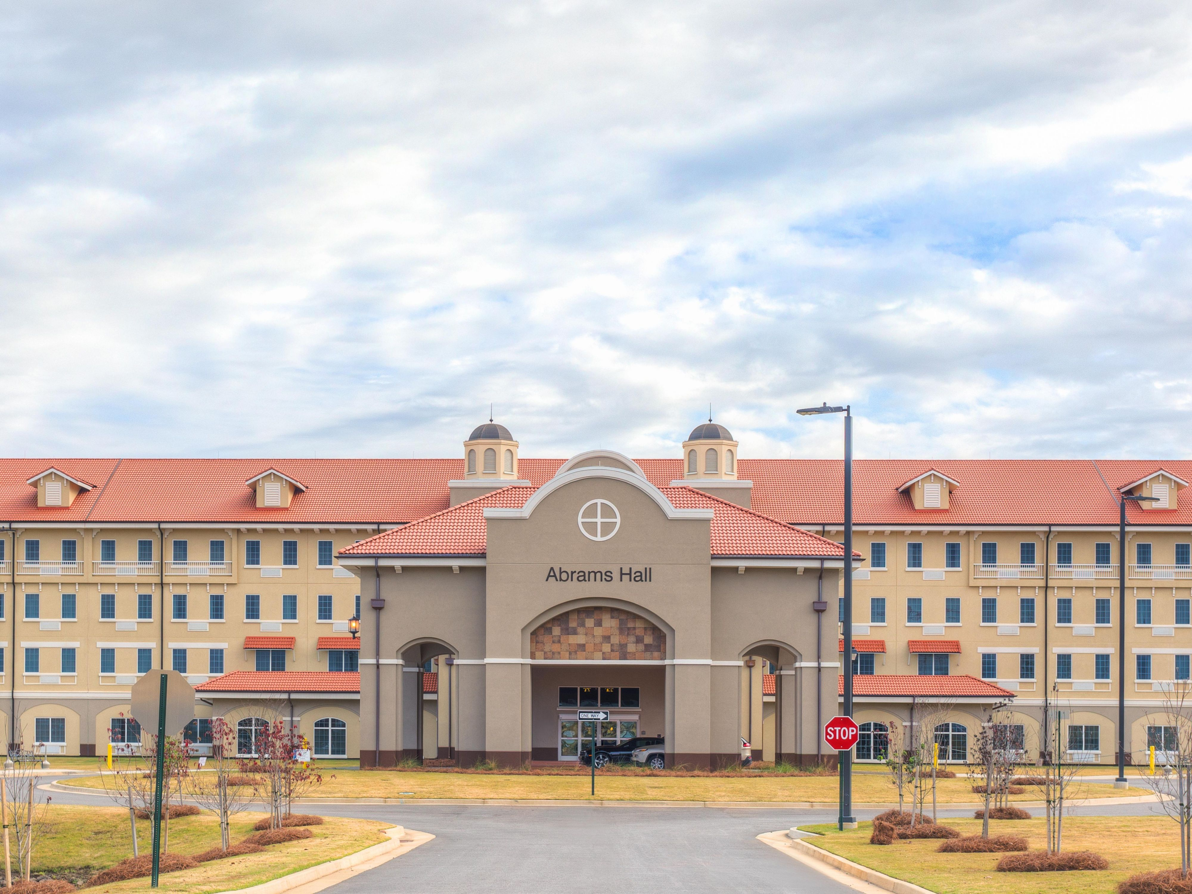 Ihg Army Hotels Abrams Hall On Fort Benning