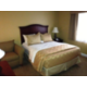IHG Army Hotel Ft. Bragg Normandy House Suite Bed