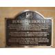 Historia Hotel - Foulois House History